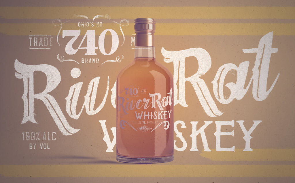 The Official Unofficial Fictitious Historical Tale of River Rat Whiskey