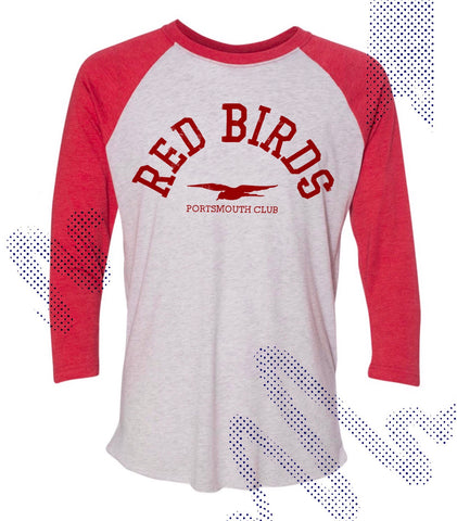 Red Birds Raglan