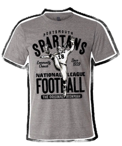 Portsmouth Spartans Tee - Men's