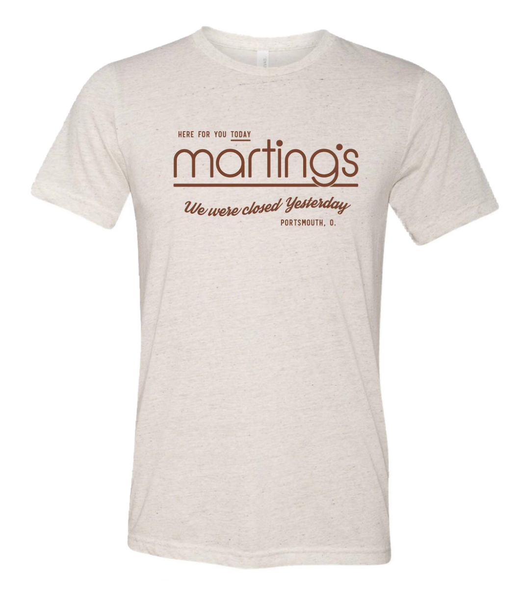 Martings Tee - Men's