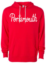Load image into Gallery viewer, Portsmouth Script Hoodie - Unisex