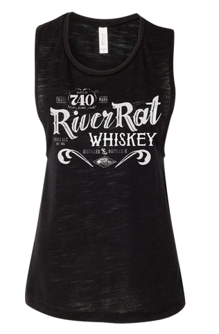 River Rat 100 Proof Muscle Tank - Women's