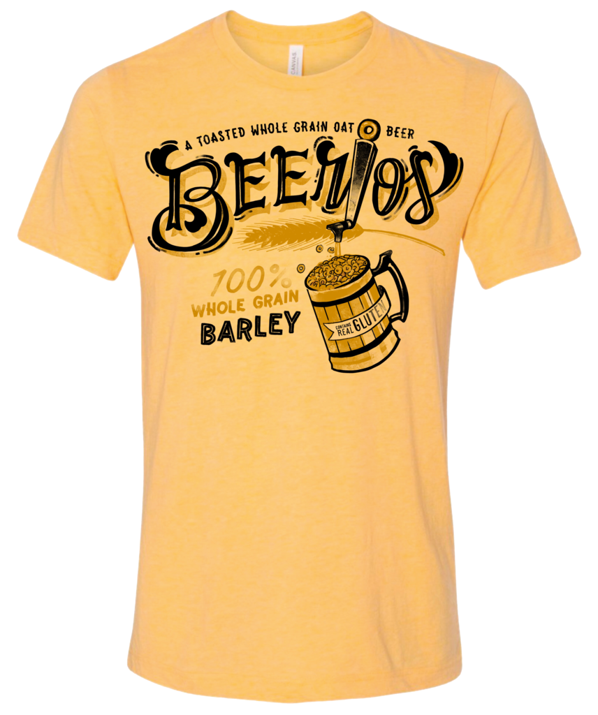 Beerios Tee - Men's