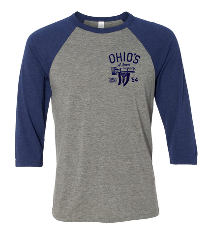 Ohio's A-Team Raglan