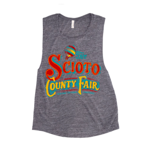 Scioto County Fair Muscle Tank - Women's