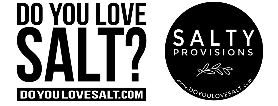 Salty Provisions by Wanderlust Sea Salt LLC