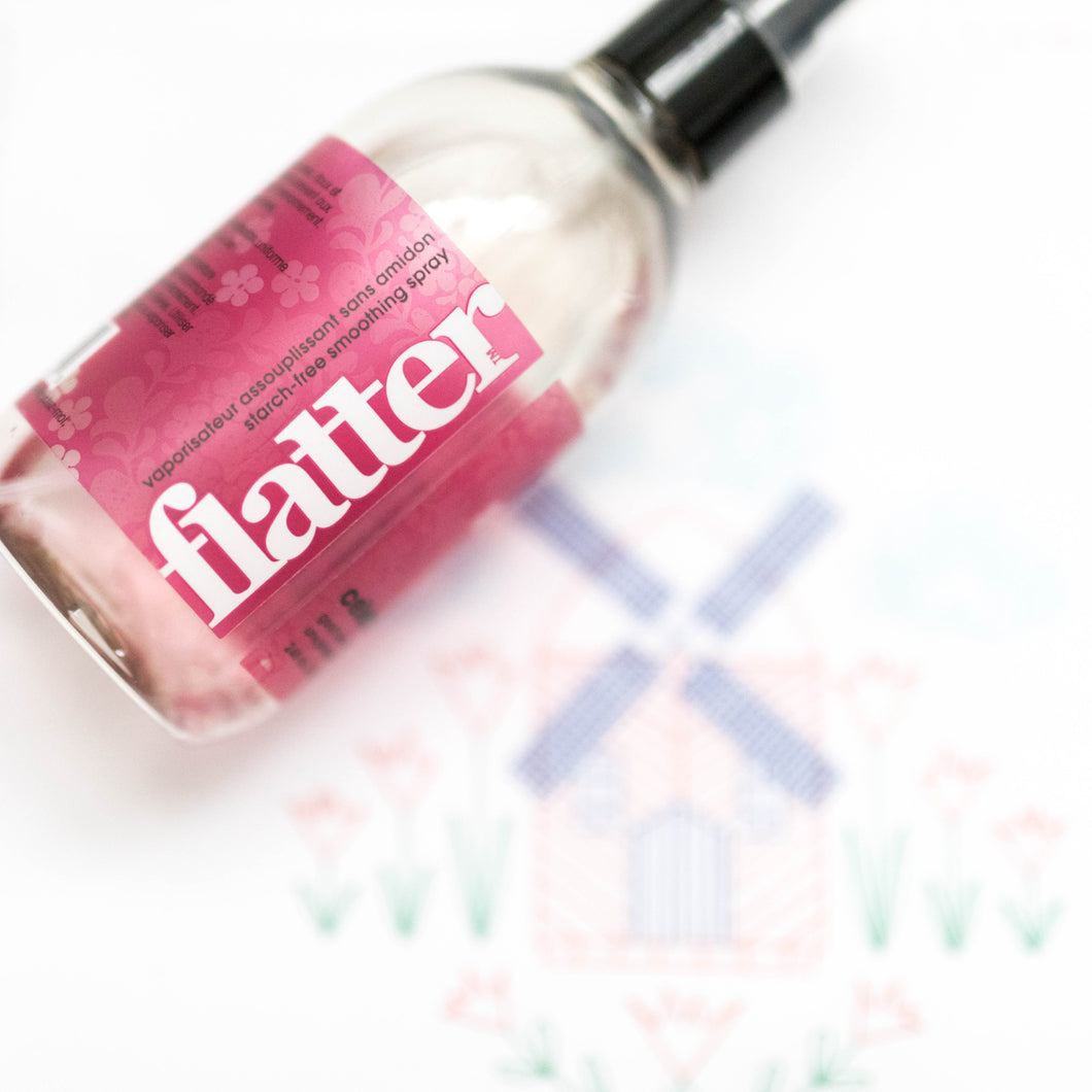 Soak Spray - Flatter