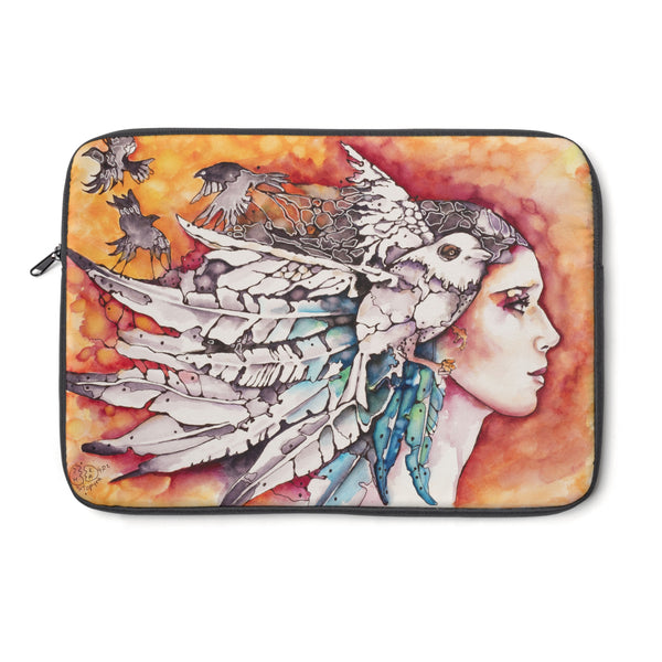 Whispers Laptop Sleeve