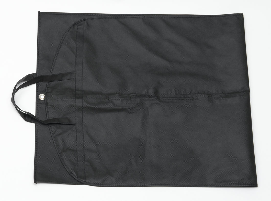 Pack of 2 Garment Covers - Non-Woven Fabric With Handles