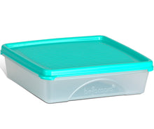 Belocopia - Transparent range of BPA Free Plastic Food containers.