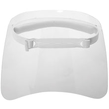 Full Face Shield / Visor 180 degree face protection - European EN166 standard, CE marked, available in 7 colours