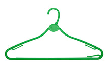 Green 42cm All Plastic Multipurpose Hanger