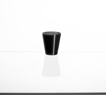 Pack of 4 Glasses - Black & White Range (Tritan Plastic)
