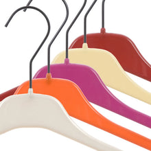 Pack of 10 Rainbow Shirt Hangers
