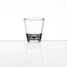 Glastic, Plastic Shot Glass made from almost indestructible Tritan material