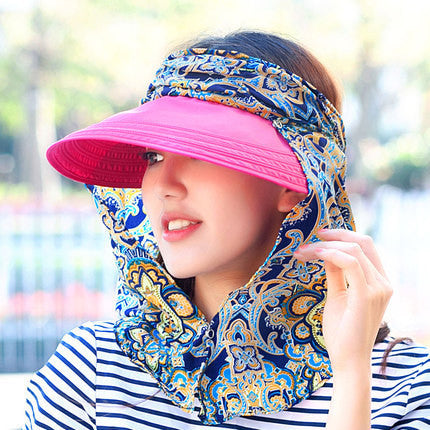 Summer Style Women Foldable Wide Large Brim Floppy Beach-Free shipping