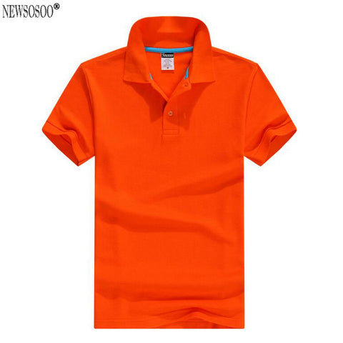 POLO shirts men S-3XL plus size good quality-Free shipping