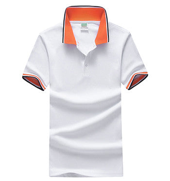 New fashion Mens Polo Shirt For Men Plus Size 4XL-Free shipping