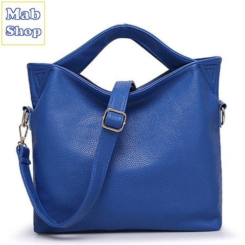 With Good Gifts!2017 women's genuine leather shoulder bags women -Free shipping