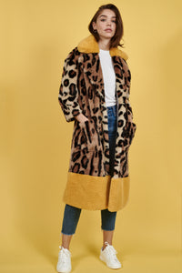 Jaguar Top Coat Yellow