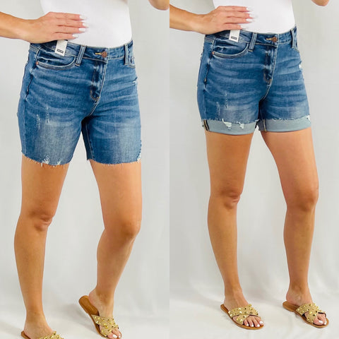 THE KAMBER DENIM SHORTS