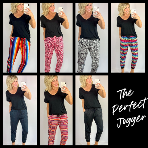THE PERFECT JOGGER