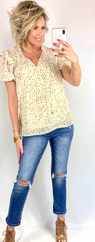 THE SUZANNE TOP