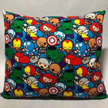 Superheroes Big cushion