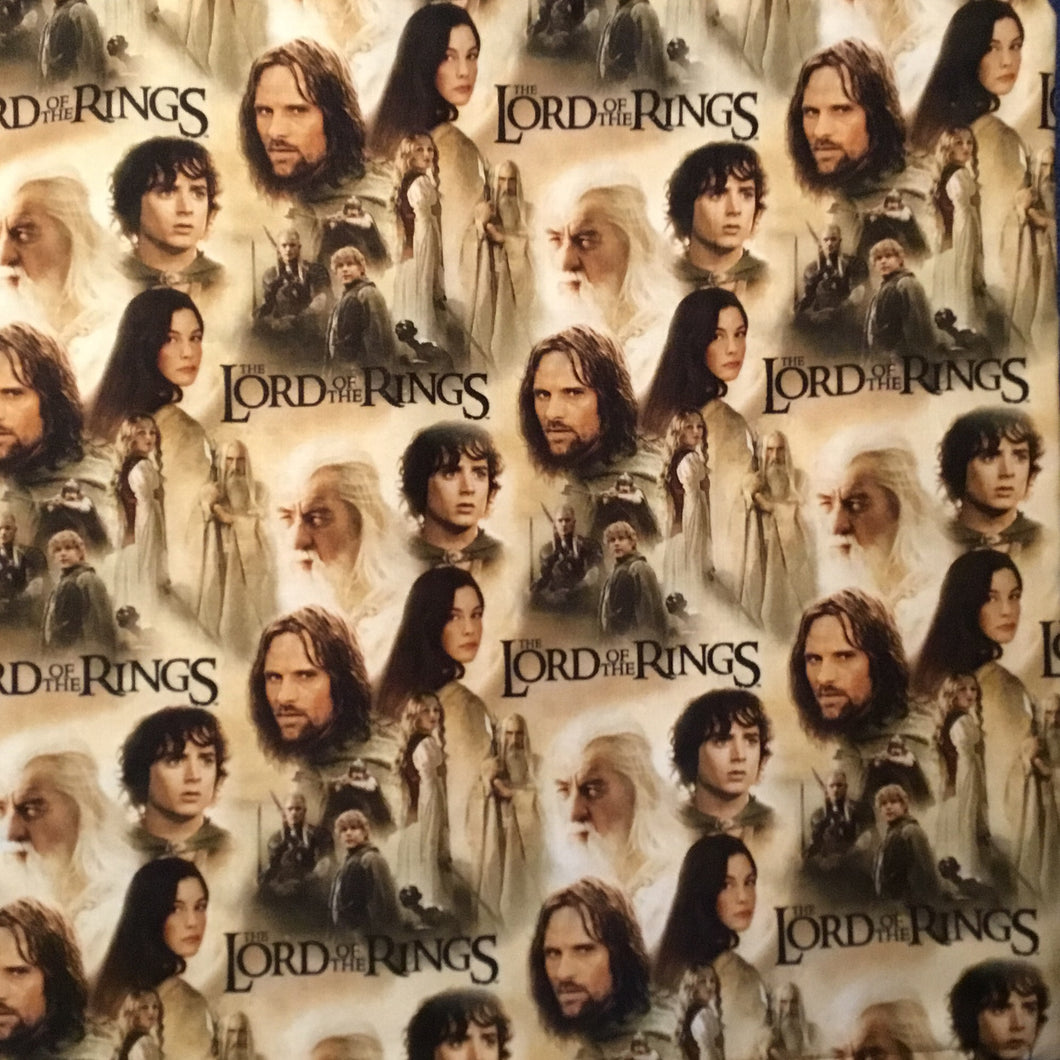 Lord of the Rings - Faces