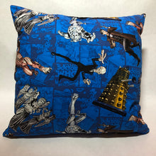 Sci-Fi and Fanstey big cushion