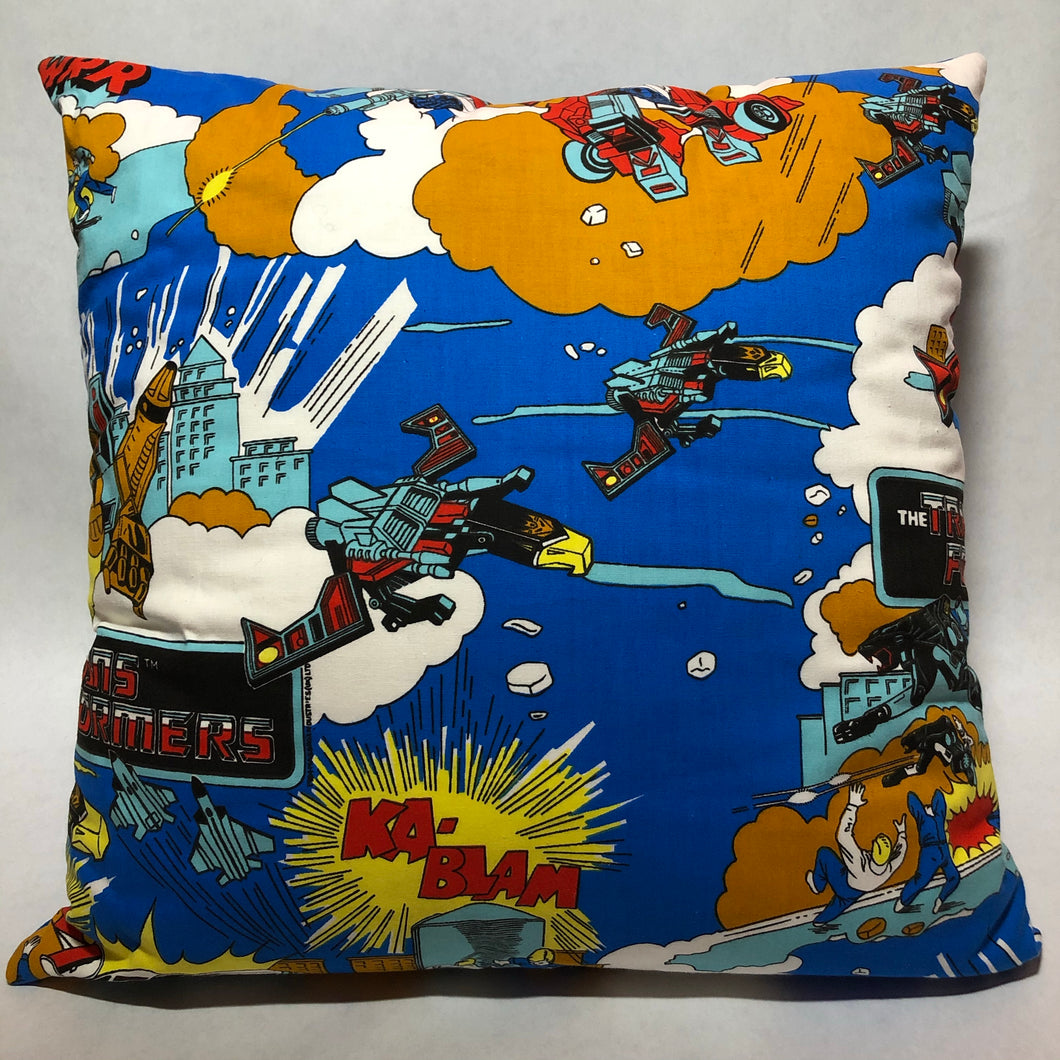 Kids TV and films big cushion