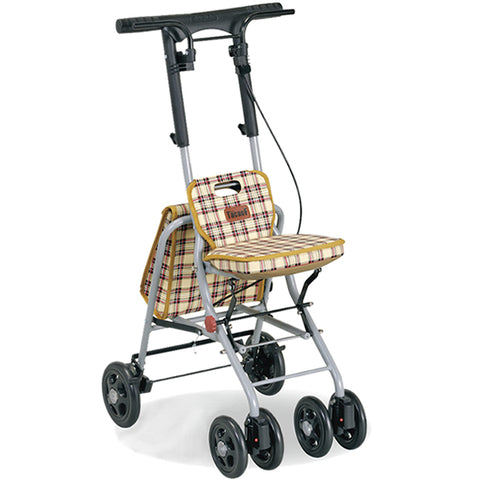 Kowa(Tacao F) Rollator - Silver Car Compact Type PS-169 パインウォーカー PS-169