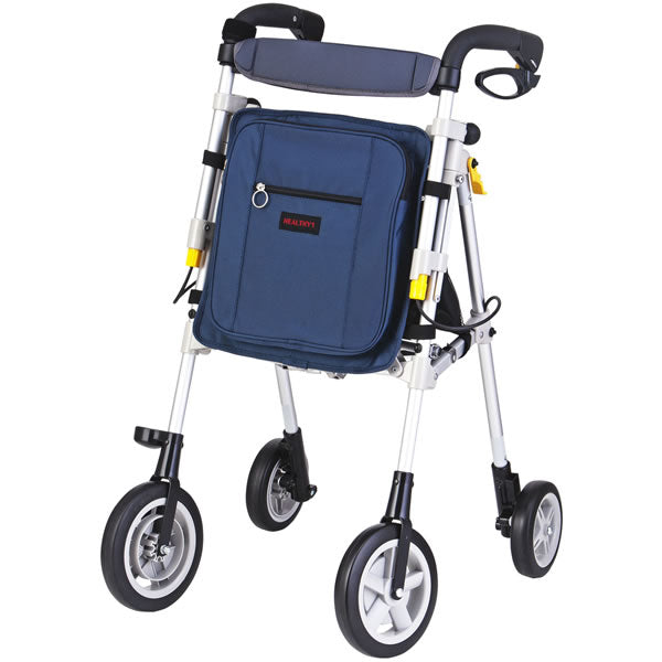 With One Rollator - Walking Car Healthy One T-R 75