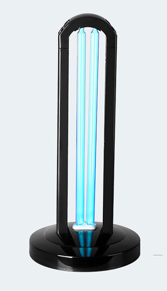 38W UVC Germicidal Lamp Disinfection UV Sterilizer Light Ground Standing Wireless Quartz Glass Tube with Remote Control