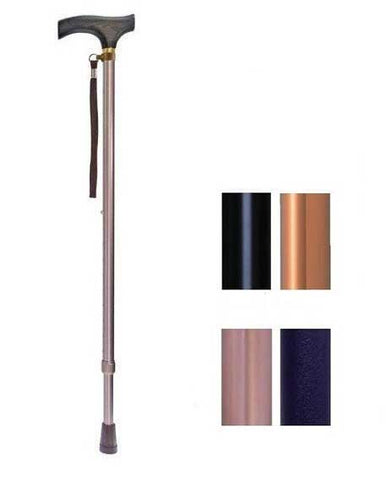 Welfan Cane - Dream Life Stick Telescopic Cane(Slim Type) 夢ライフステッキ 伸縮型スリムタイプ