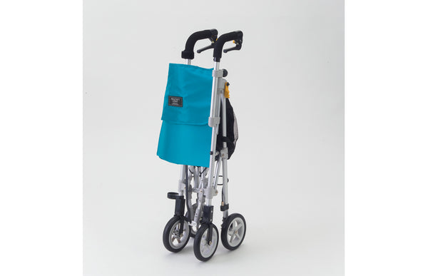 With One Rollator - Support Car Healthy One Light ヘルシーワン・ライト