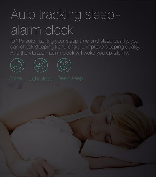 Sleep Monitor Fitness Tracker