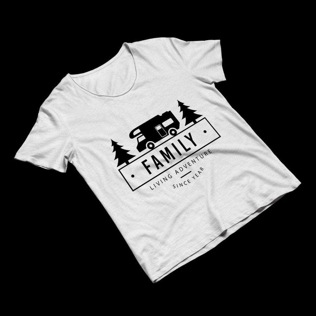 RV Family Road Trip T Shirts