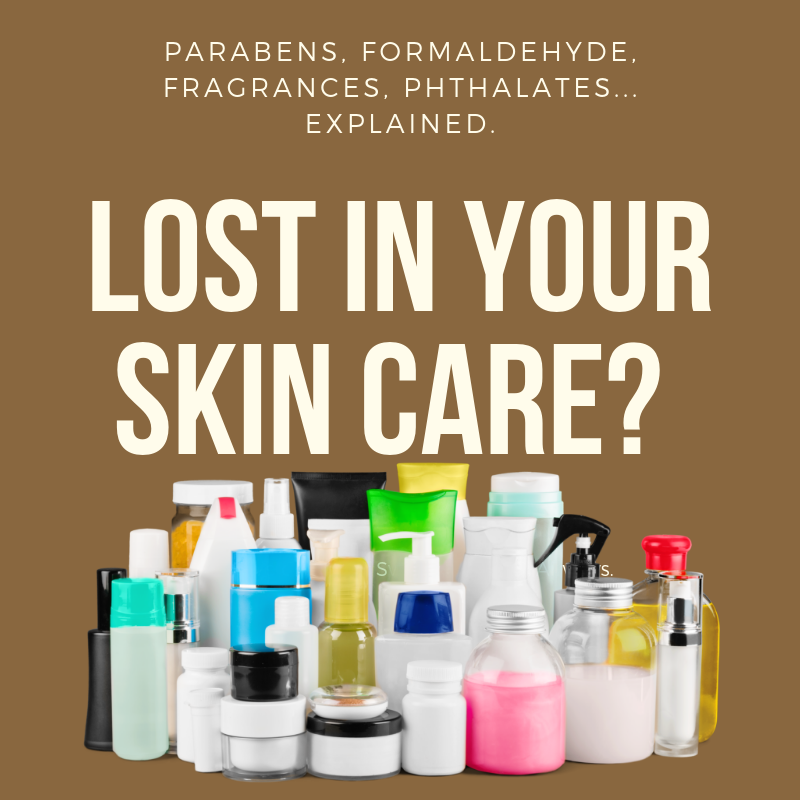 Beauty and Skin Care Ingredients to Avoid {what they do for a product}