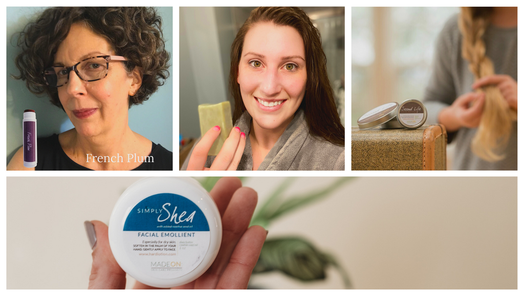 madeon skin care products for the hair, face and lips