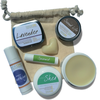 Healthy Living Bundle Set + Purely Shea