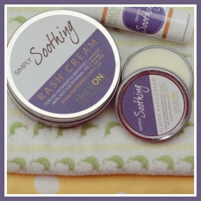Simply Soothing Rash Cream