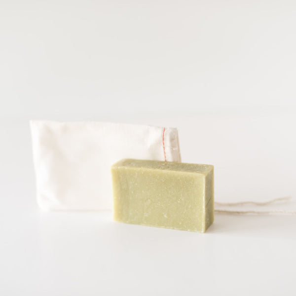 Avocado Facial Soap Bar for dry skin