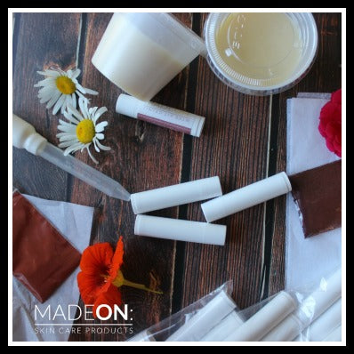 DIY Tinted Lip Balm Kit