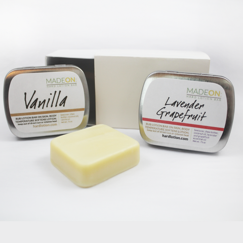 2 Pack Vanilla and Lavender/Grapefruit