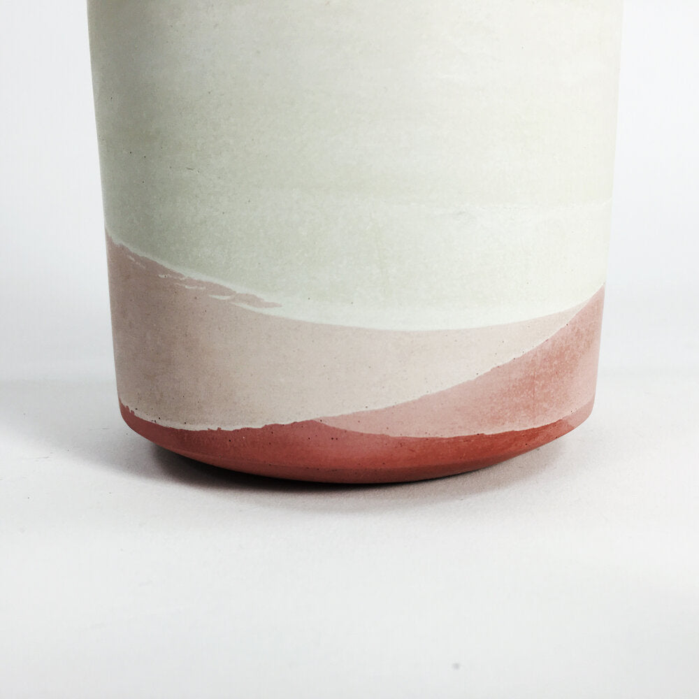 Straight Sided Pot by SETTLEWELL