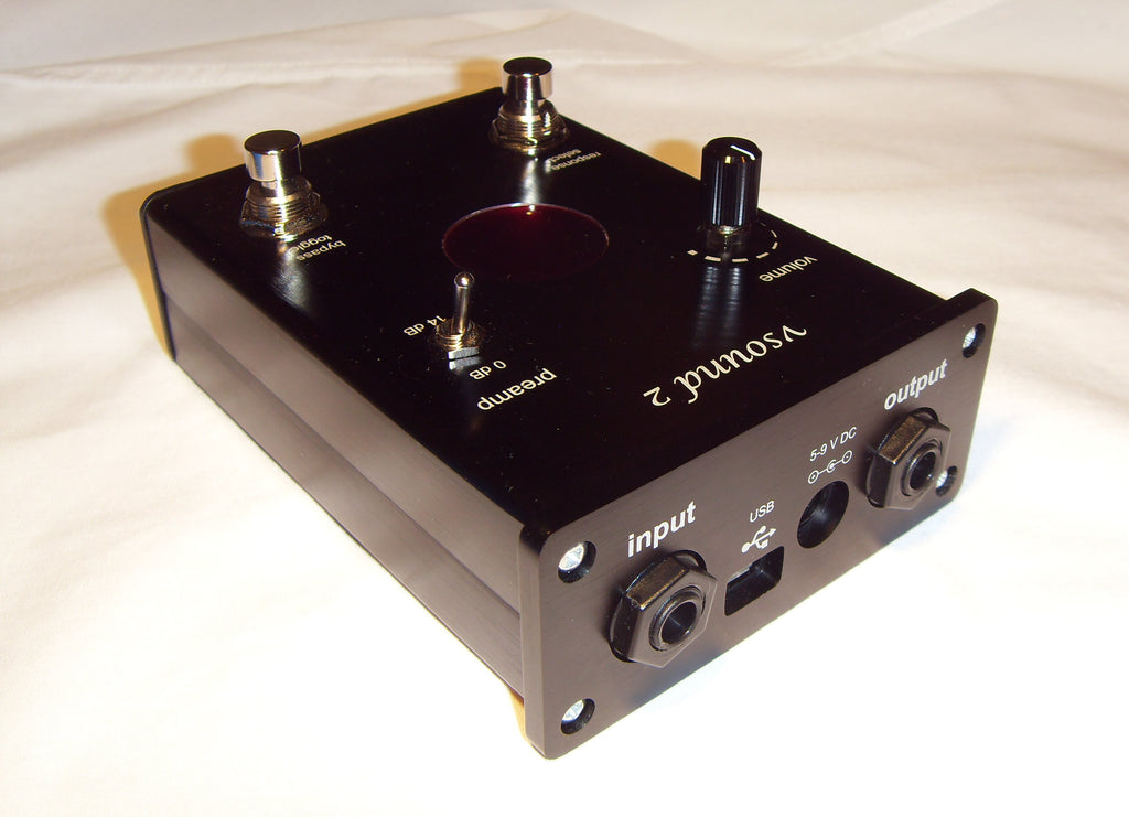 Vsound 2 Impulse Response Pedal
