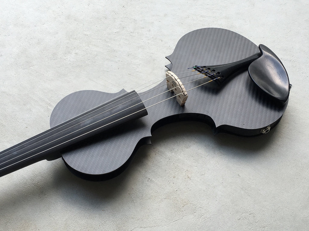 Carbon Fiber Electric Violin