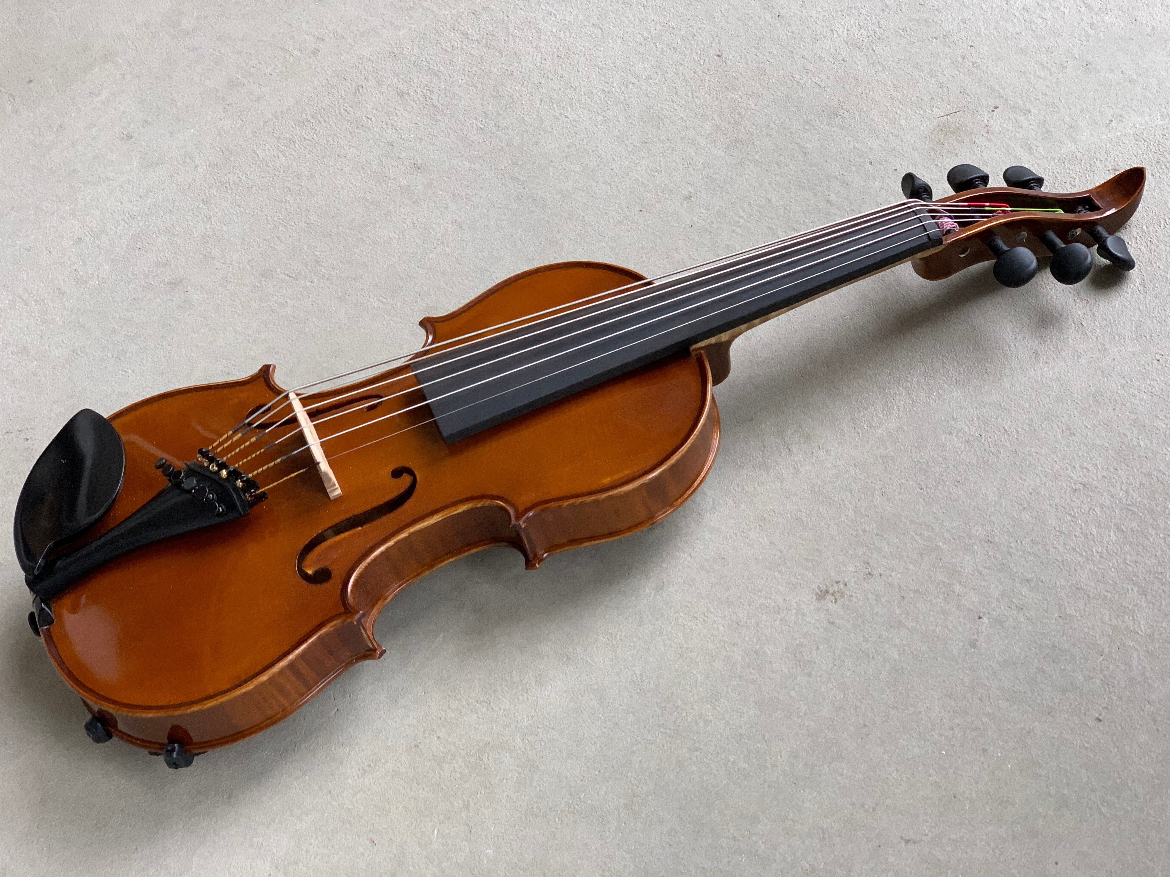 6 String Acoustic Electric Violin