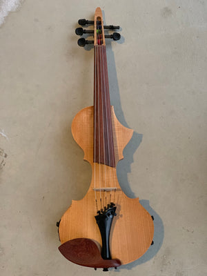 5 String Quarter Electric Violin